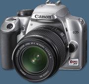 Canon EOS Rebel XSi SLR Digital Camera WITH 18-55mm EF-S LENS