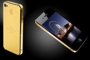 Apple iphone 4G 32GB Gold.