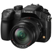 Panasonic Lumix DMC-GH3AEG-K System Camera incl Lumix GX Vario 12-35mm