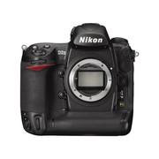 Nikon D3x Digital SLR Camera (24 megapixel,  full-frame sensor) body on