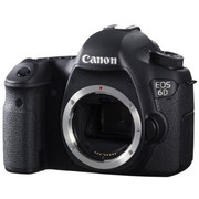 Canon EOS 6D full-format digital-SLR camera with Wi-Fi and GPS body on