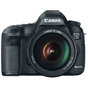 Canon EOS 5D Mark III - SLR Digital Camera