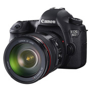 Canon EOS 6D Digital SLR Camera +with EF 24-70mm 14 L IS USM Lens Kit