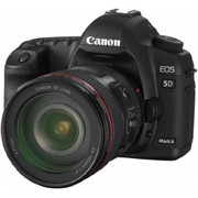 Canon EOS 5D Mark II Digital SLR Camera (21 megapixel) incl EF 24-105m