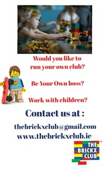 Start your own Brickx club
