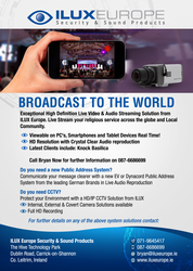 Exceptional High Definition Live Video & Audio Streaming Solutions