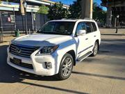 NEAT USED LEXUS LX570 2015 URGENTLY ON SALES