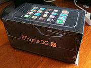 Apple iPhone 3G-S 32GB/ Nokia N97 32GB/ Samsung i8910 Omnia.
