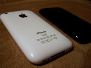 Brand New(Unlocked)Apple iPhone 3GS 32GB (White)